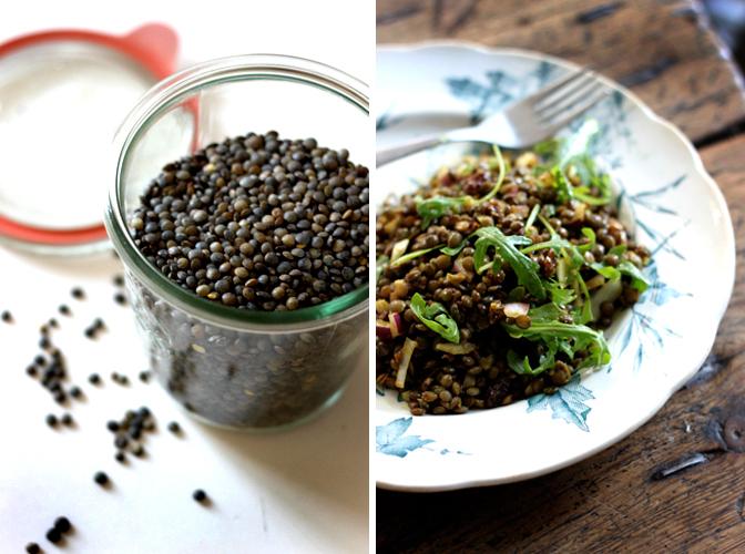 Sarah Britton's best lentil salad, ever