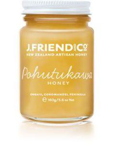 J.Friend & Co. Pohutukawa Honey