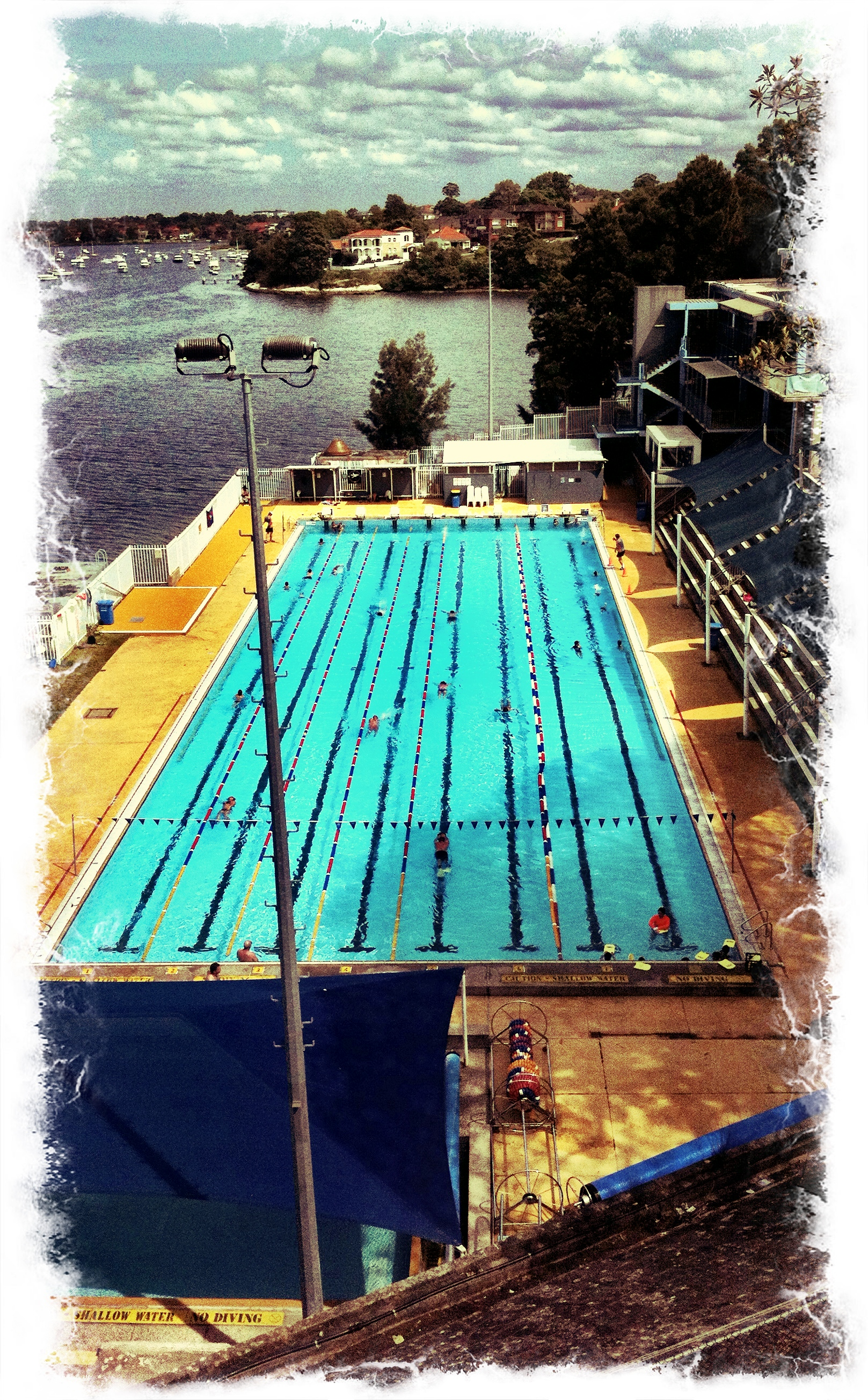 This Sydney Life Drummoyne Olympic Pool
