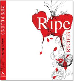 Image of the Ripe Recipes Cookbook cover