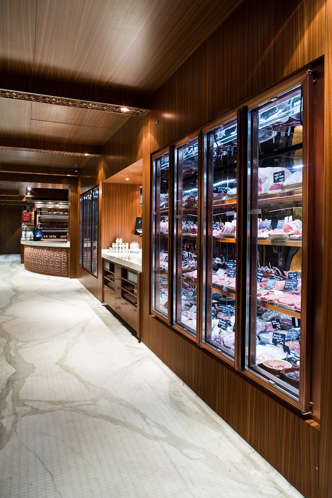 Victor Churchill Shop Interior