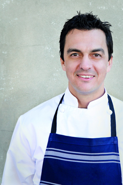 Jared Ingersol's 'Farm to Table Dinner' (Image from Sydney Living Museums)