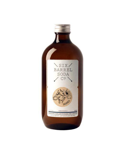 Sarsaparilla by Six Barrel Soda Co.