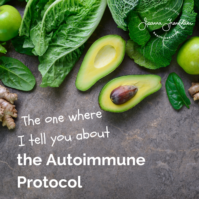 Intrpduction to the Autoimmune Protocol