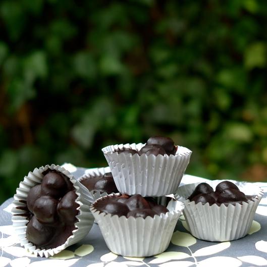 TSL Chocolate Hazelnut Cups