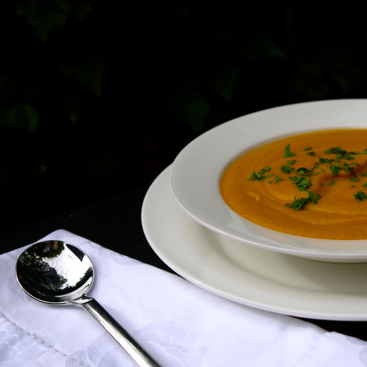 Really Good Root Vegetable Soup