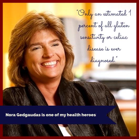 Nora Gedgaudas is a Health Hero