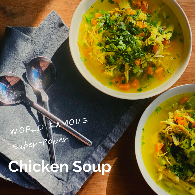 World Famous Chicken Soup
