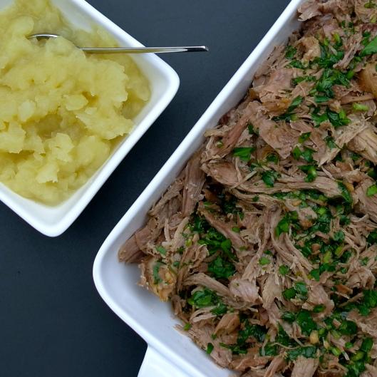 TSL Slow Cooked Pork Neck
