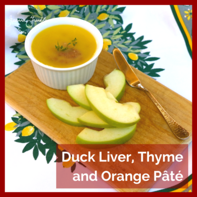 Duck Liver Pate
