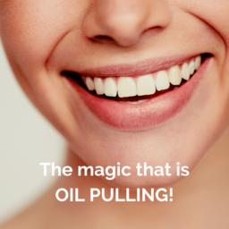 Oil Pulling Oral Hygiene