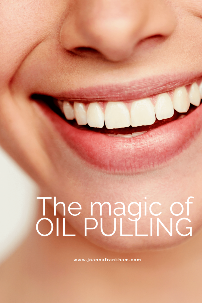 Oil Pulling Oral Hygiene