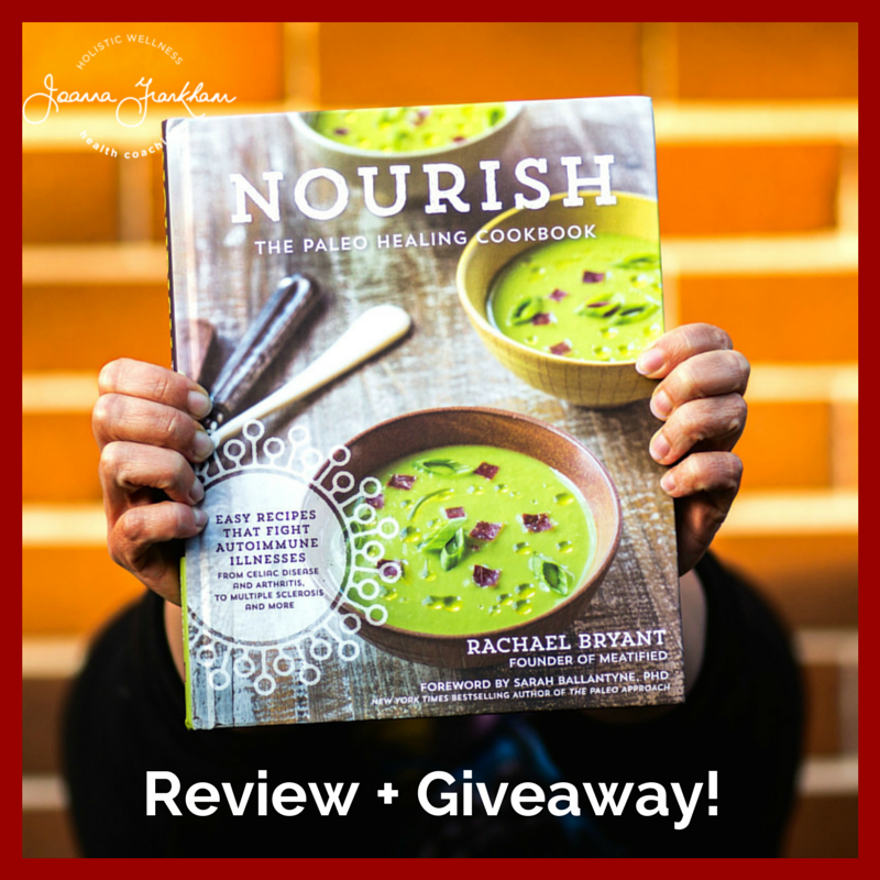 Nourish Review and Giveway