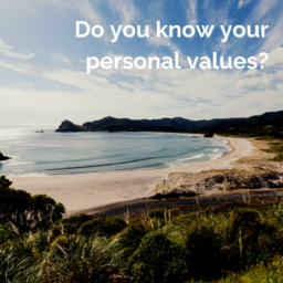 Do You Know Your Personal Values