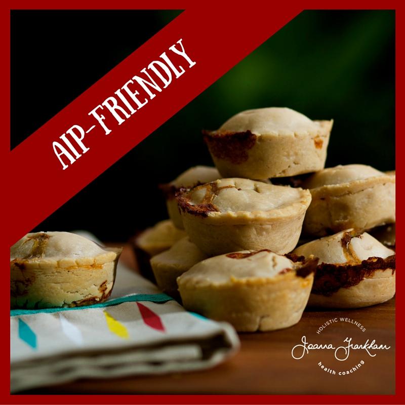 JFC AIP Chicken Mini Pies