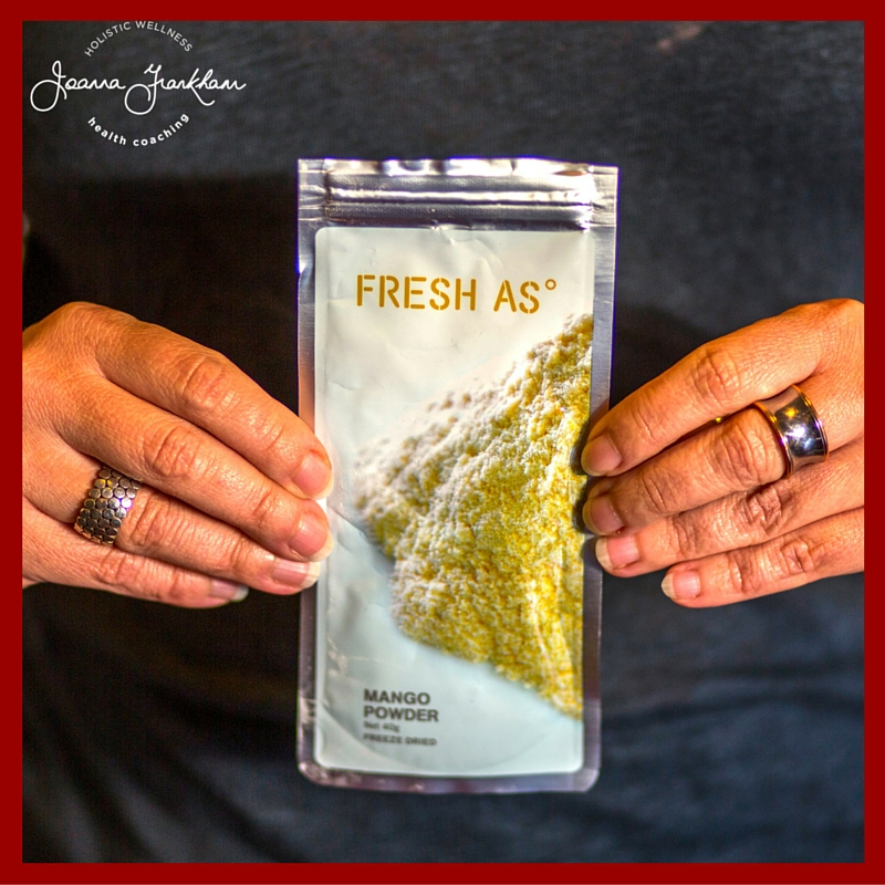 JFC Fresh As Mango Powder