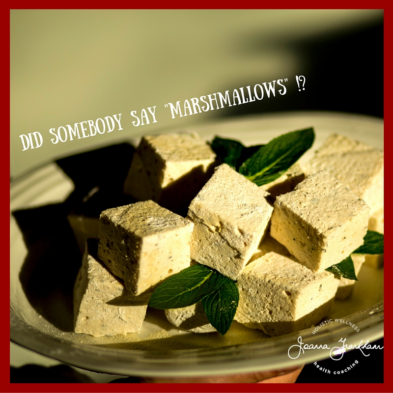 JFC Mango and Mint Marshmallow
