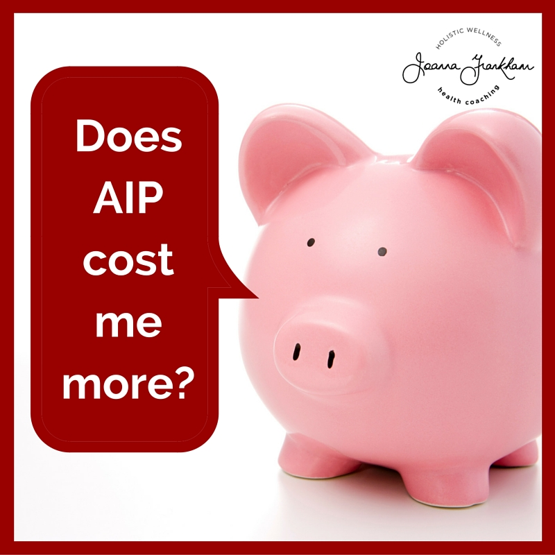 JFC Cost of AIP