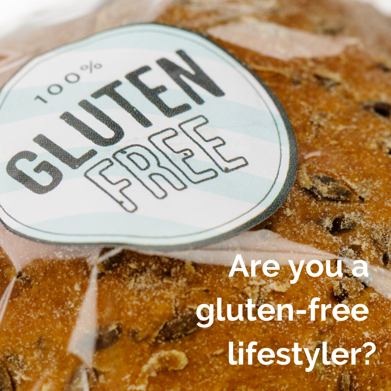 Gluten Free Not Just For Coeliacs