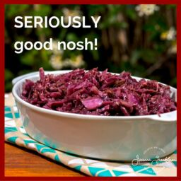 JFC Slow Cooked Red Cabbage