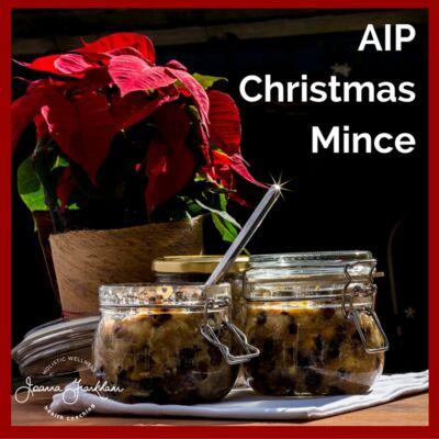 JFC AIP Christmas Mince