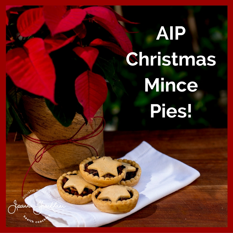 AIP Fruit Mince Pies