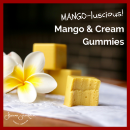 Mangoes and Cream Gummies