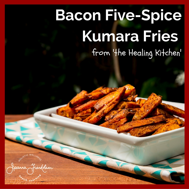 The Healing Kitchen Bacon Fries
