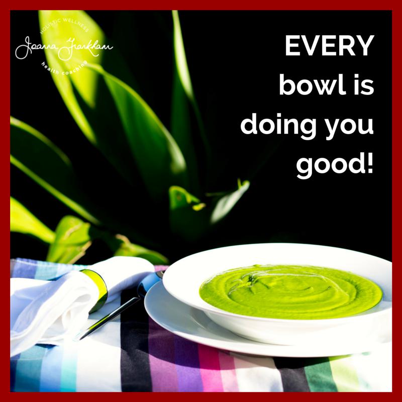 JFC Green Soup
