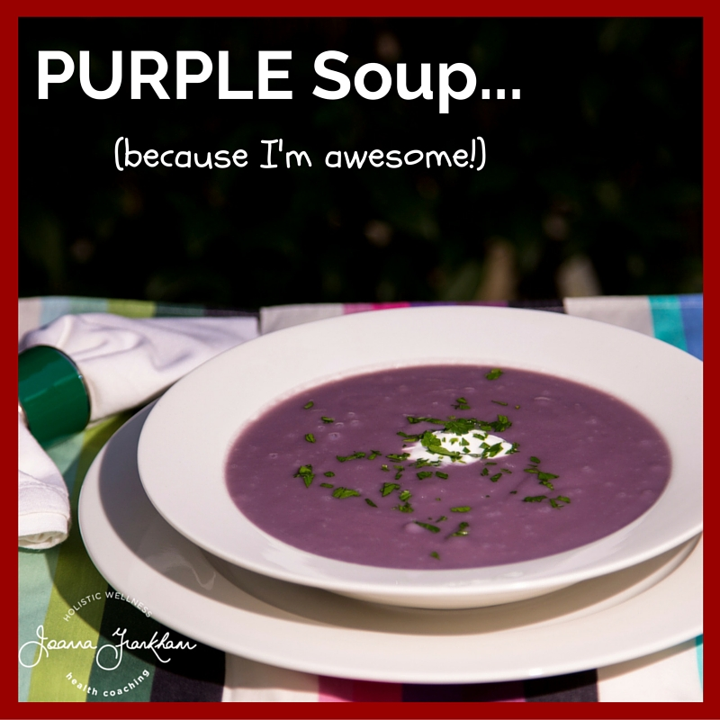 JFC Purple Soup