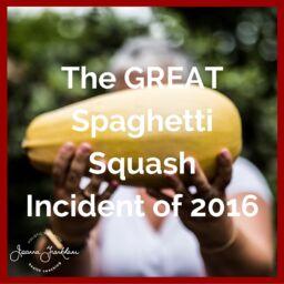 JFC Spaghetti Squash