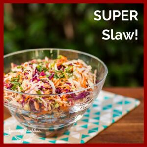 JFC Superfood Coleslaw with Hauskraut