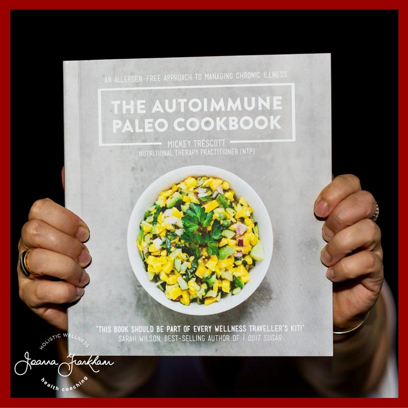 The Autoimmune Paleo Cookbook - Metric Version