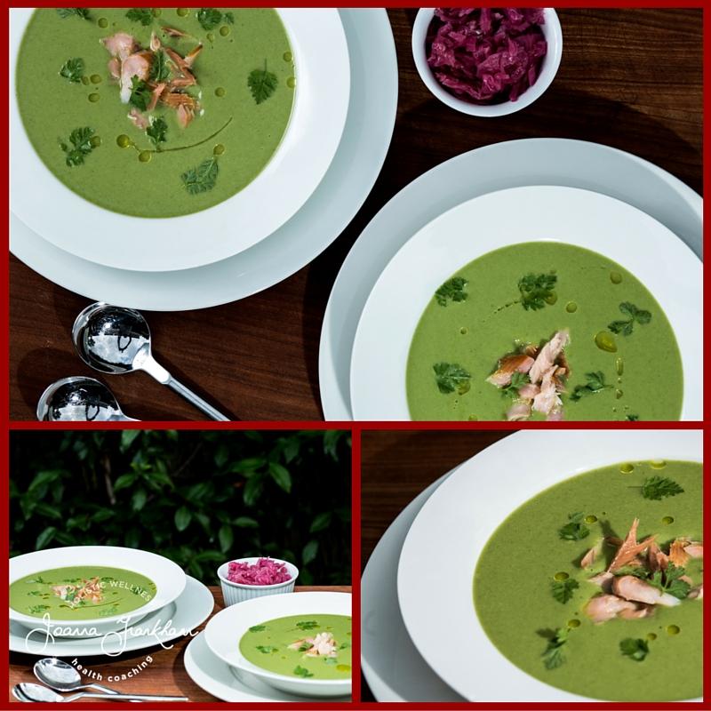 JFC Herb Soup Montage