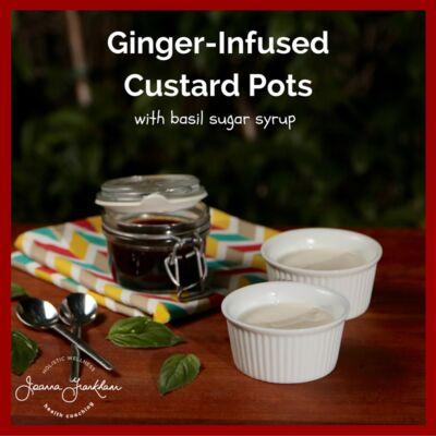 JFC Custard Pots