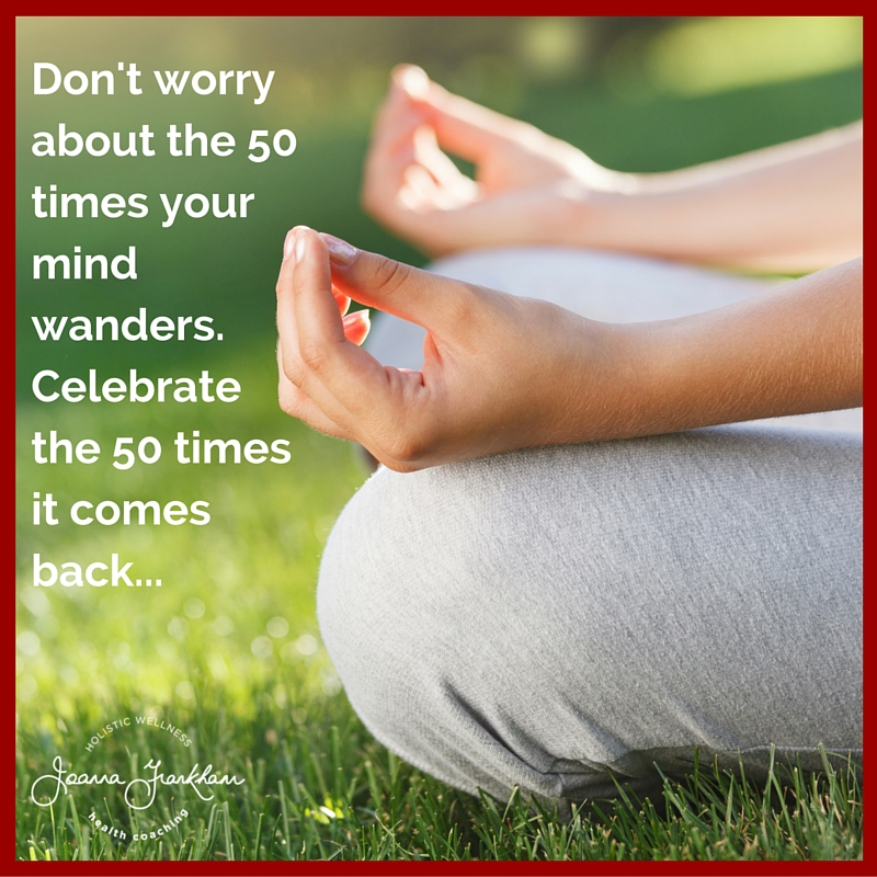 Calming the Chatty Mind