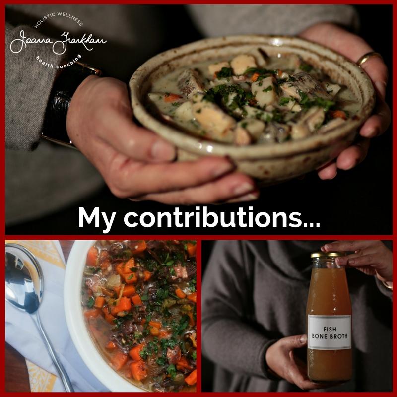 JFC Instant Pot Cookbook Contributions