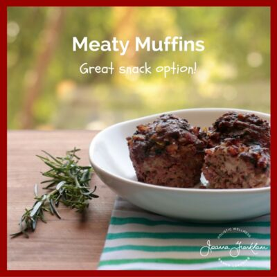 Keto Meat Muffins