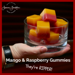 Raspberry Mango Gummies