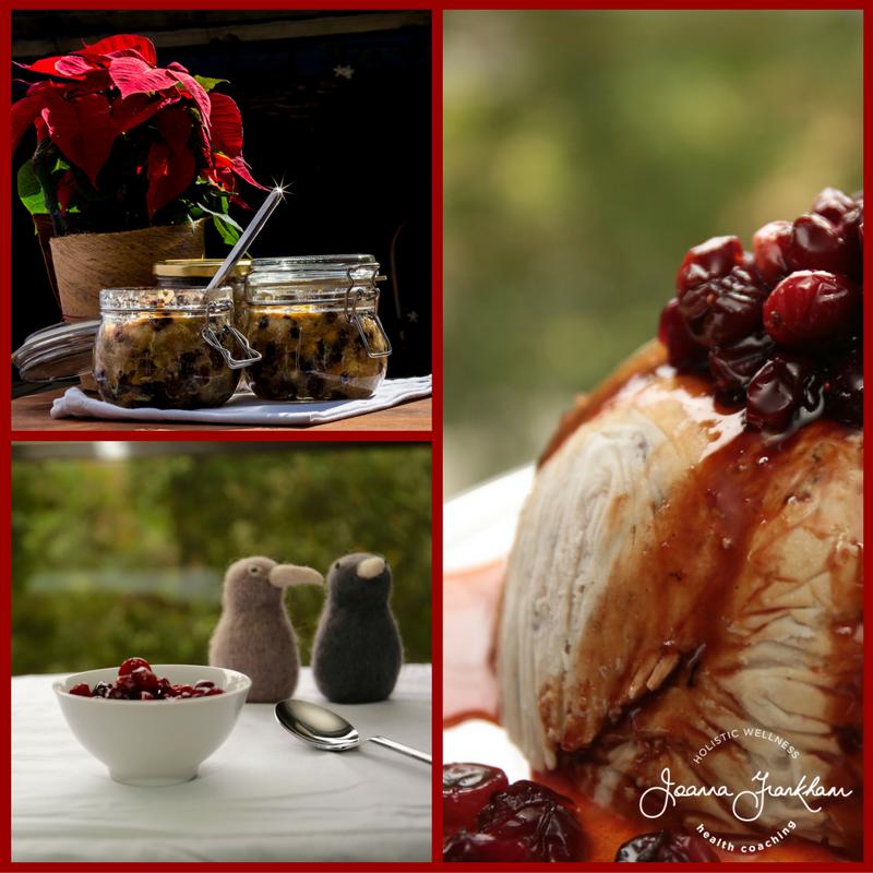 Christmas Ice Cream Pudding