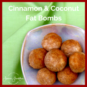 Sugar Free Fat Bombs