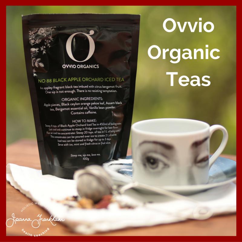 Ova Organic Teas