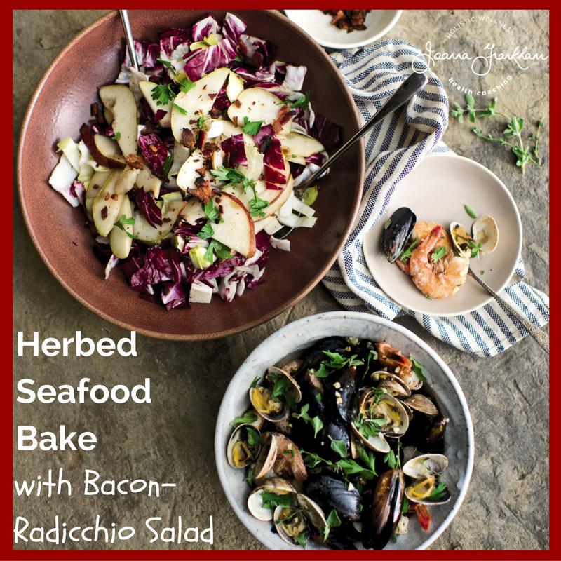 Herbed Seafood Bake_The Autoimmune Wellness Handbook