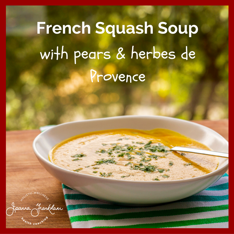 Paleo Soups and Stews French Squash Soup