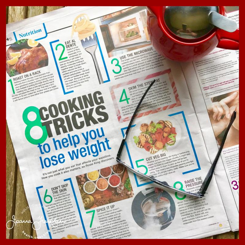 8 Weight Loss Tricks
