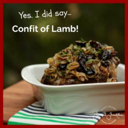 Confit of Lamb