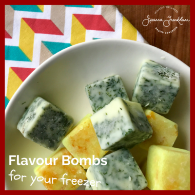 Flavour Bombs