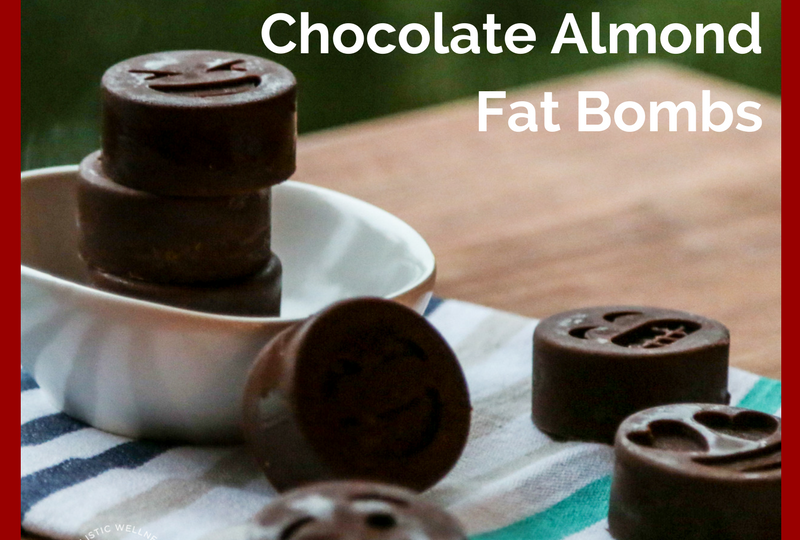 Choc Almond Fat Bombs