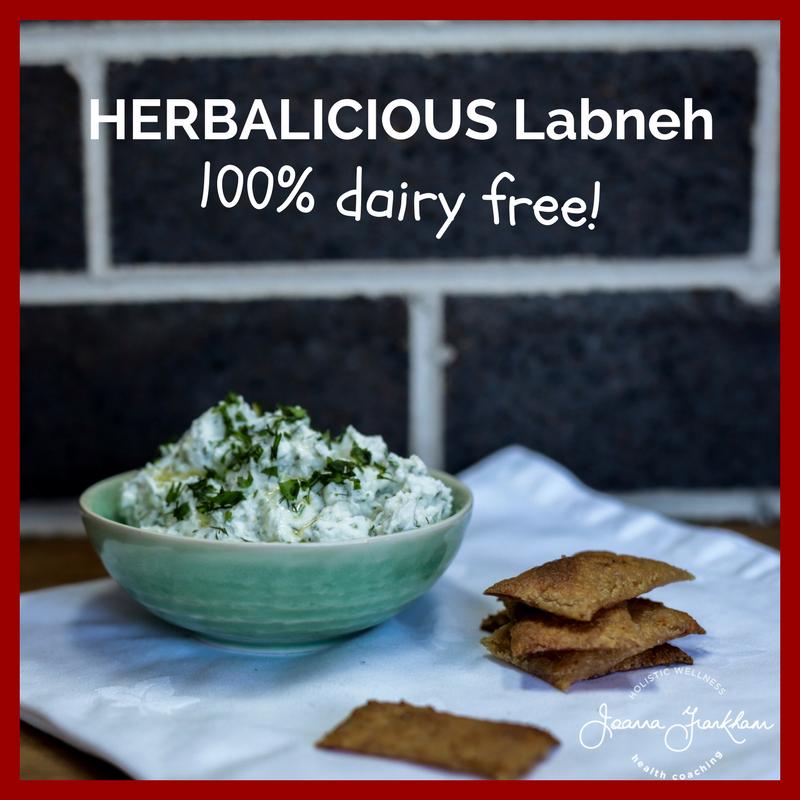 Herbalicious Labneh