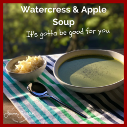 AIP Watercress Soup
